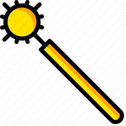 design, graphic, magic, tool, wan icon