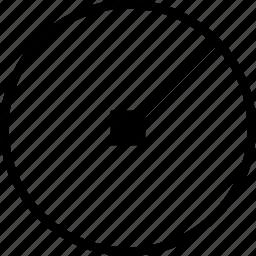 cad, circle, design, solid icon