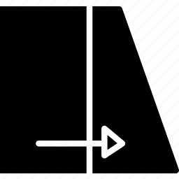 cad, design, solid, stretch icon