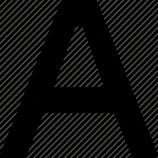 cad, design, solid, text icon