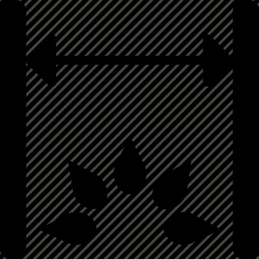 cad, design, dimension, solid icon