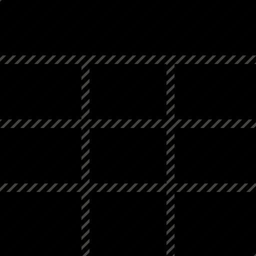 cad, design, solid, table icon