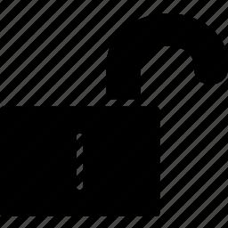 cad, design, layer, lock, solid icon