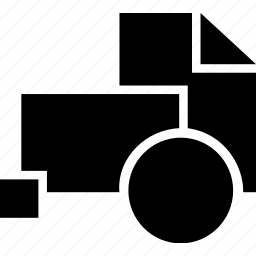 block, cad, design, insert, solid icon