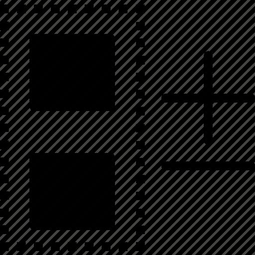 cad, design, edit, group, solid icon