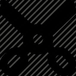 cad, cut, design, solid icon