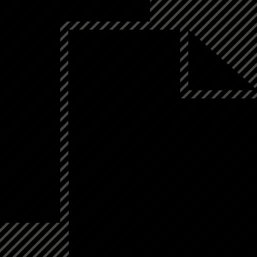 cad, clip, copy, design, solid icon