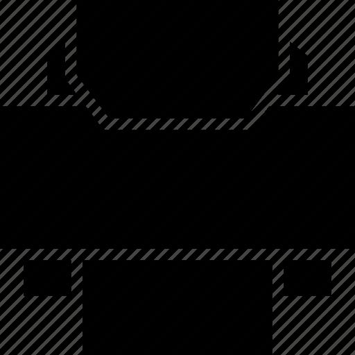 cad, design, print, solid icon