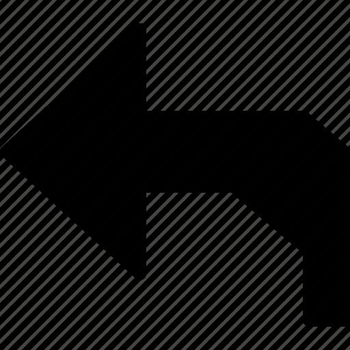 cad, design, solid, undo icon
