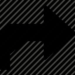 cad, design, redo, solid icon