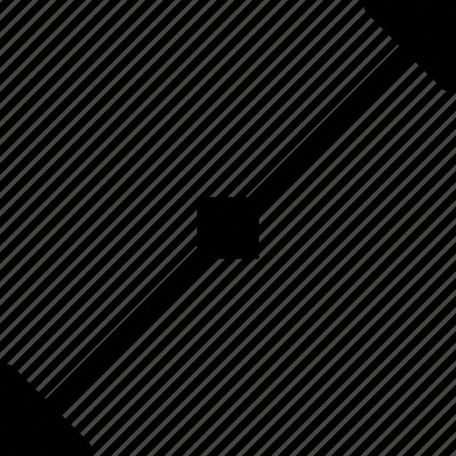 cad, construction, design, line, solid icon