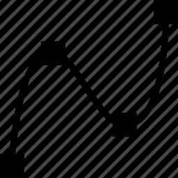 cad, design, solid, spline icon