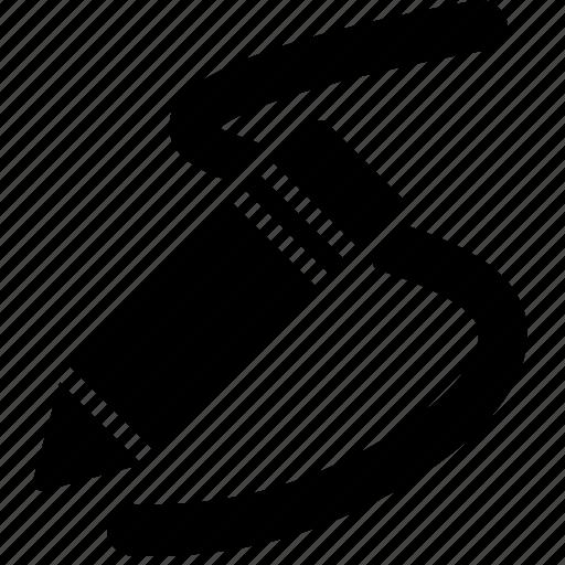 cad, design, edit, solid, spline icon