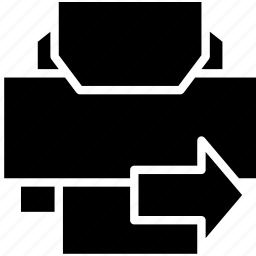 batch, cad, design, plot, solid icon