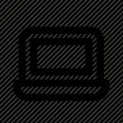 computer, design, graphic, laptop, tool icon