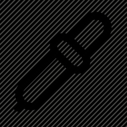 design, graphic, pipette, tool icon