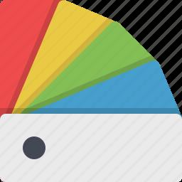 color palette, colors, creative, creativity, design, graphic design, palette icon