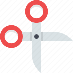 cut, education, learning, school, scissor, scissors icon
