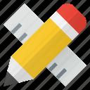 design, grid, guide, pencil, ruler icon