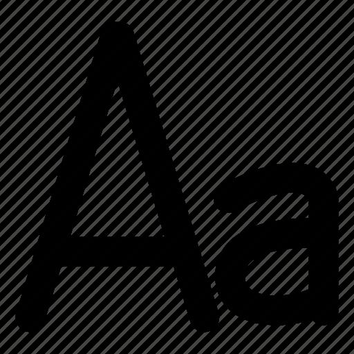 aa, alphabet, creative, design, font, grid, image, paint, photo, shape, size, style, words, write icon