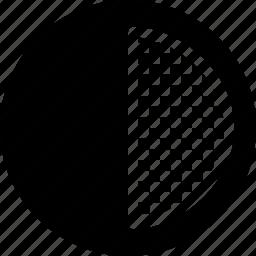 adjust, adjustment, colors, contrast, creative, design, gradient, grid, image, option, paint, photo, shape, tool, two-end icon