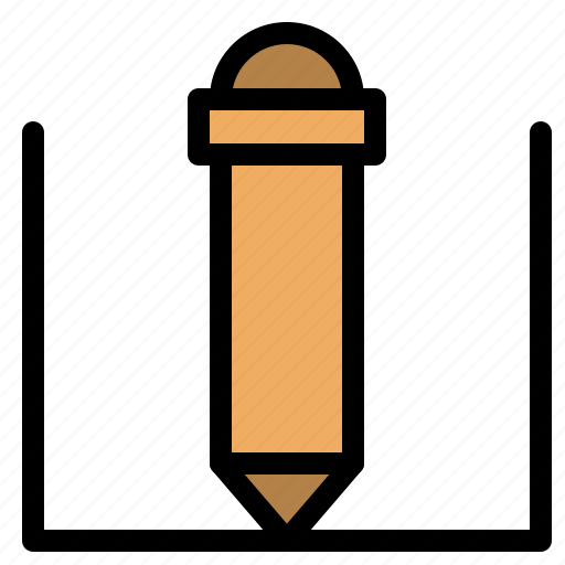 Education, pencil, text icon - Download on Iconfinder