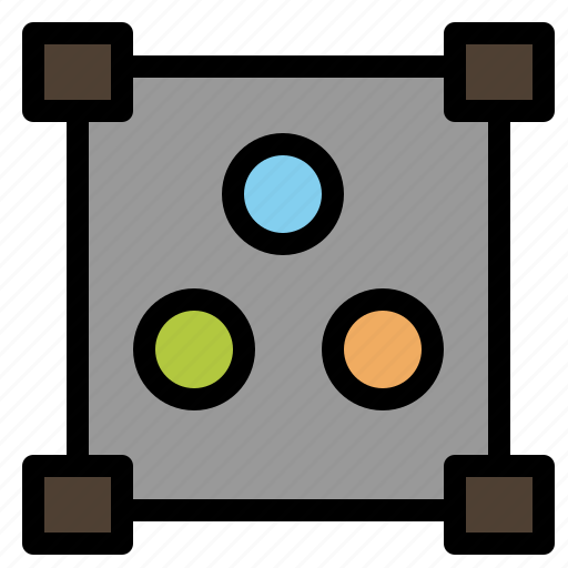 abstract, design, online icon