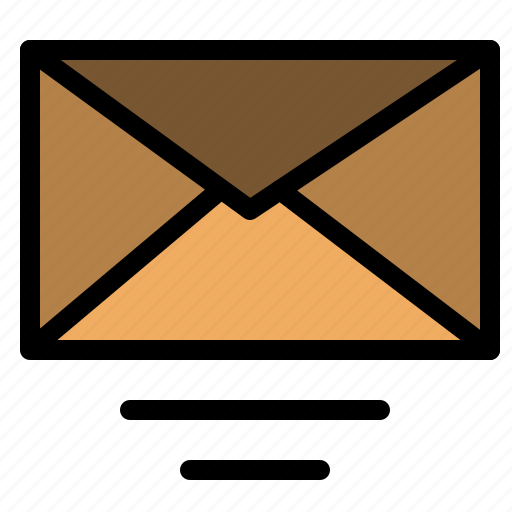 Email, mail, text icon - Download on Iconfinder