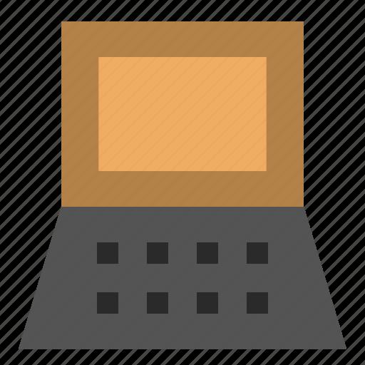 Computer, hardware, laptop icon - Download on Iconfinder