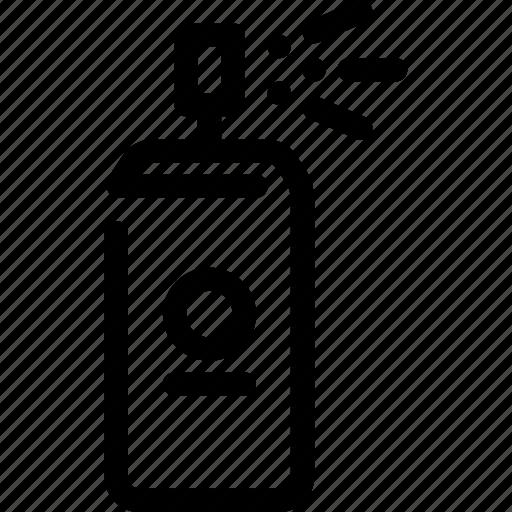 can, graffiti, paint, spray icon