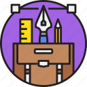 art, creative, design, graphic, tool icon