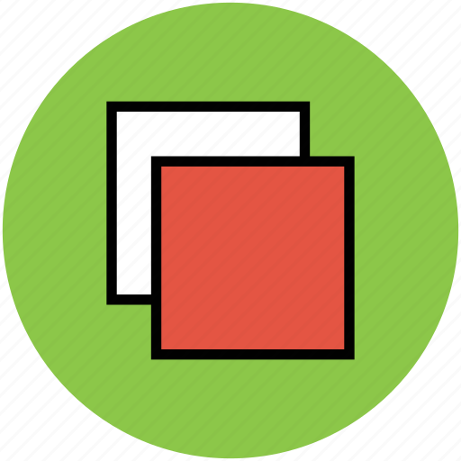 copy file, copy layer, designing, directory, duplicate layer, duplicate rectangle icon