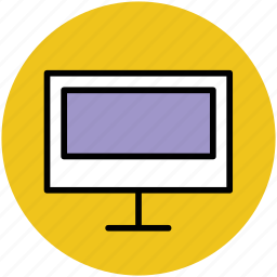 computer monitor, lcd, lcd display, led, monitor screen, screen icon