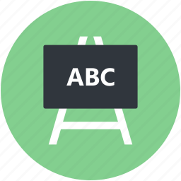 abc, abc letters, alphabets, learning, letters icon