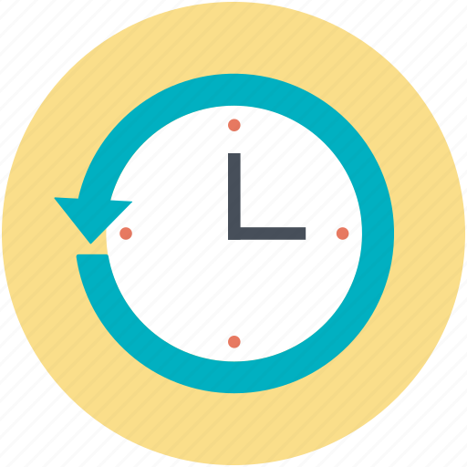 Clock, processing time, time, time schedule, timer icon - Download on Iconfinder
