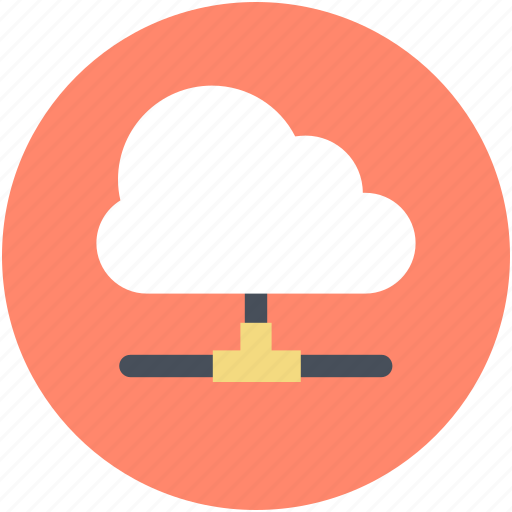 Cloud, cloud computing, cloud sharing, network, networking icon - Download on Iconfinder