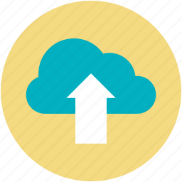 cloud computing, cloud informations, cloud storage, cloud upload, wireless internet icon
