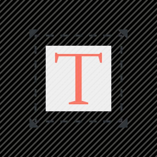 alphabet, design, font, letter, text, type, typography icon