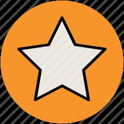 bookmark, favourite, like, star, star shape icon