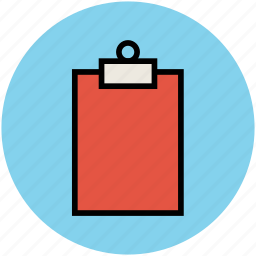 clipboard, document, documents, file, paper icon