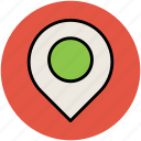 gps, location pin, location pointer, map locator, map marker, map pin, navigation icon