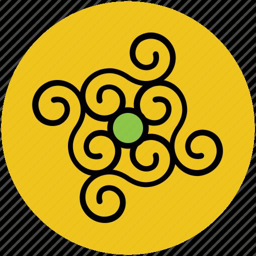 bloom, blossom, decoration, decoration flower, floral icon