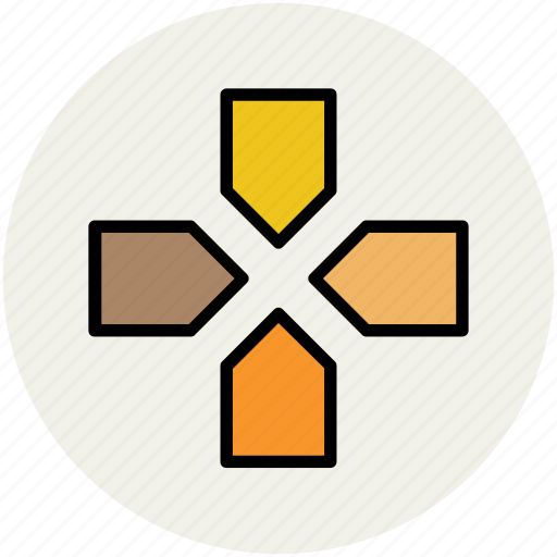 arrows, design, development, directions, guid arrows icon