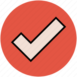 accept, approved, checked, checkmark, correct, tick, verified icon