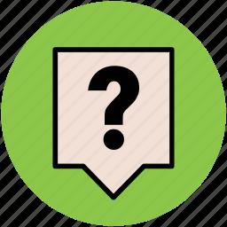faq, faq button, faq panel, help, question mark, questioning icon