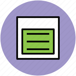 article, blog, development, web site, web structure, webpage, writing article icon