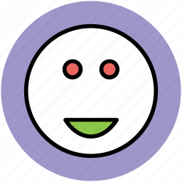 cartoon face, emoticon, feeling, smile, smiley, smiley face icon