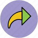 arrow, direction arrow, left arrow, left side icon