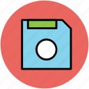 data storage, disk, drive, floppy, hard, hard disk, storage icon