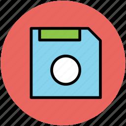 data storage, disk, drive, floppy, hard, hard disk, storage icon